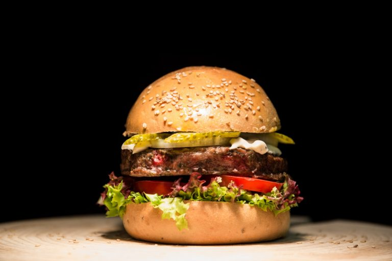 UmaMeats Burger